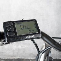 ebike fedélzeti számítógép e bike elektromos kerékpár