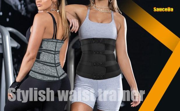 stylish waist trainer
