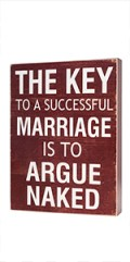 the key to marriage