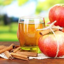 Apple Cider Vinegar with Cinnamon, Fenugreek & with Mother