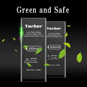 Yarber saftey battery