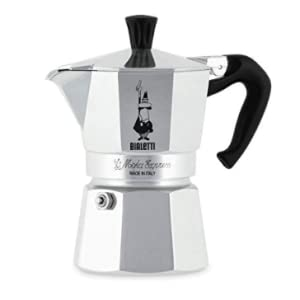 Bialetti Moka Express coffee maker machine for home