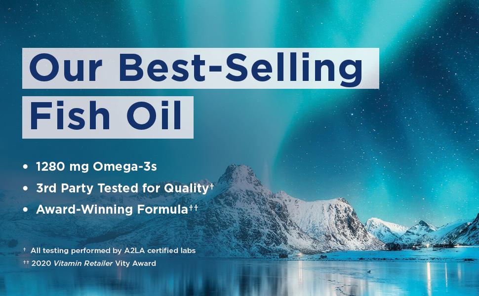 Ultimate Omega 90ct 2