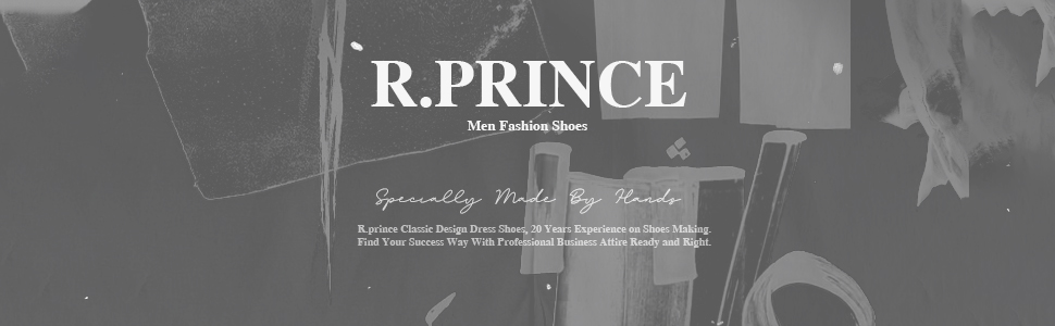 R.PRINCE SHOES
