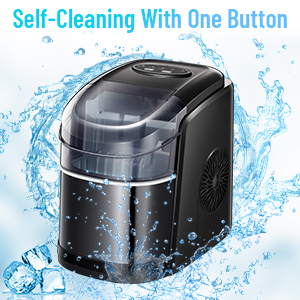 Self-cleaning function