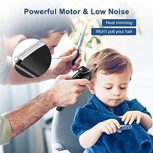 Child-friendly & Low Noise
