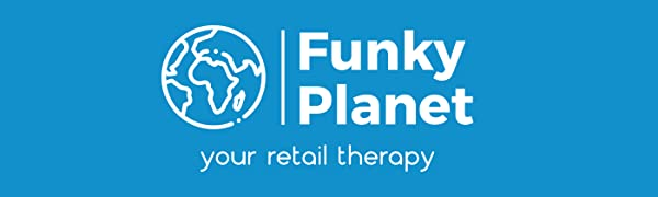 funky planet brand