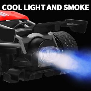 Cool LED Light RC Car