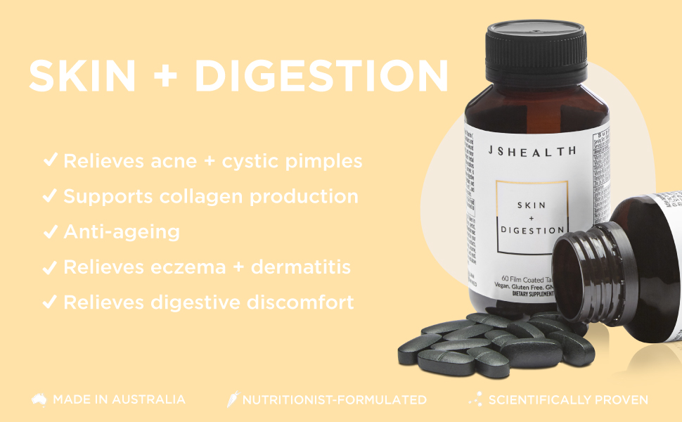 Skin and Digestion