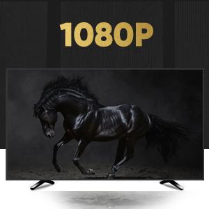 1080P Résolution