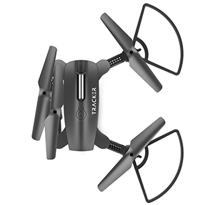 Easy Foldable Drone