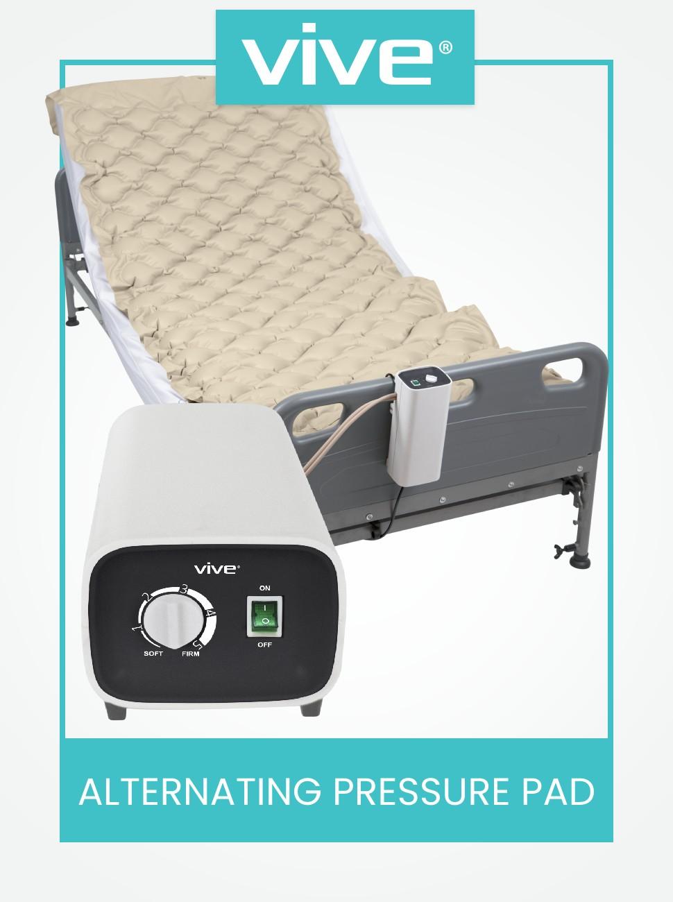 alternating pressure pad