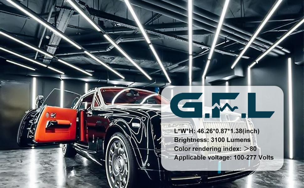 gfl linkable led shop for garage 4ft 6500k 24w main B08HSZJFKR