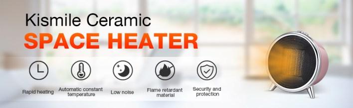 Kismile Space Heater