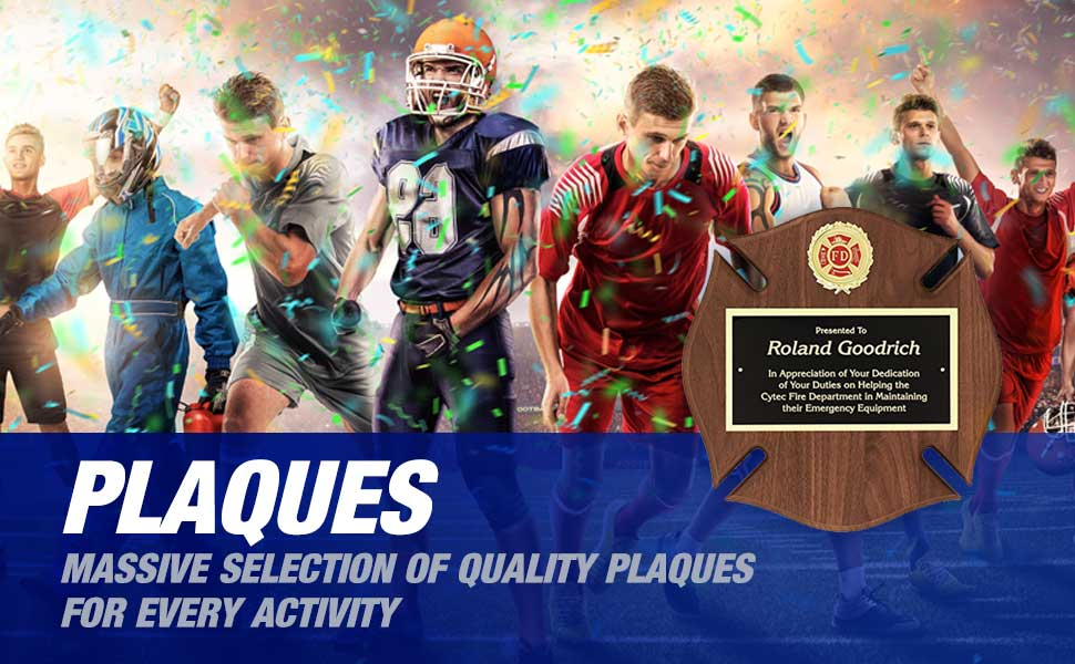 Fast Shipping on the Best and Brightest, Customizable Trophy Awards from Express Medals and Awards
