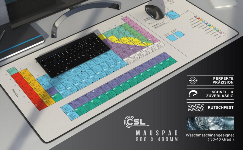 CSL Mauspad