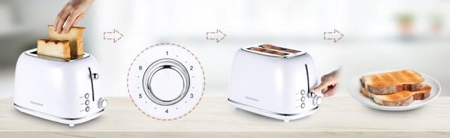 redmond toaster