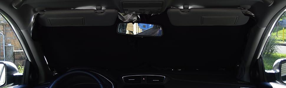 with A1 Car Shade