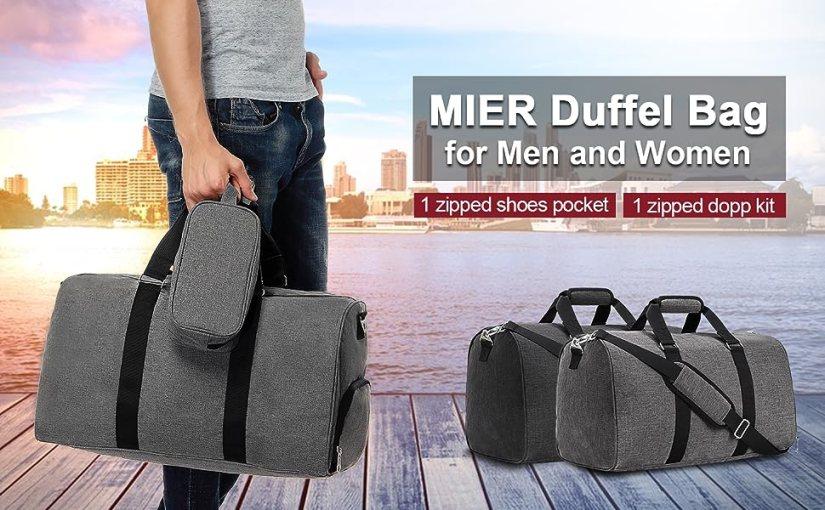 MIER Duffel Bag