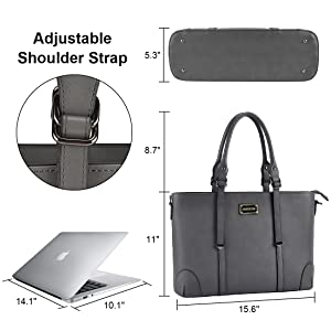 Feature 2 of laptop bag
