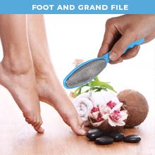 Makhai Foot File Set