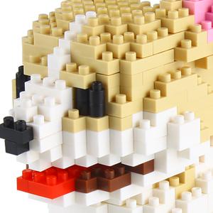 mini cat building blocks