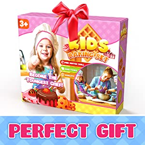 Perfect gift for little chefs