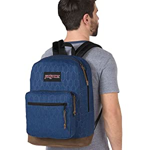 Right Pack Digital Edition backpack. Available in a variety of colors, perfect for anyone on the go.