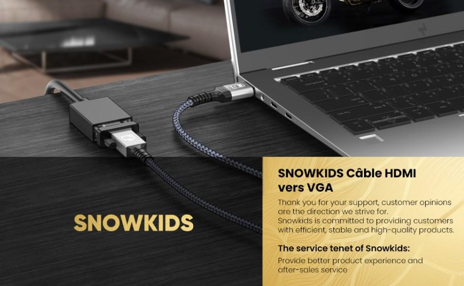 Remerciements et objectif du service de Snowkids