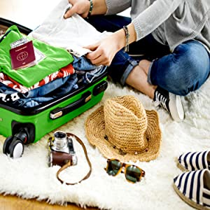Stow in your travel bag