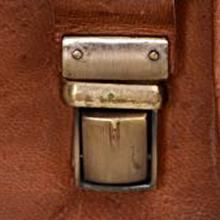 Lather satchel