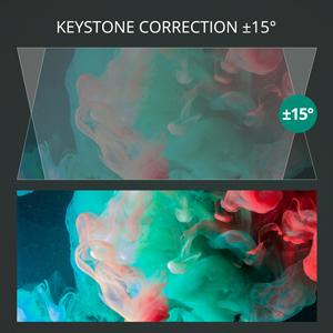 keystone correction