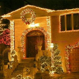 string lights warm white led