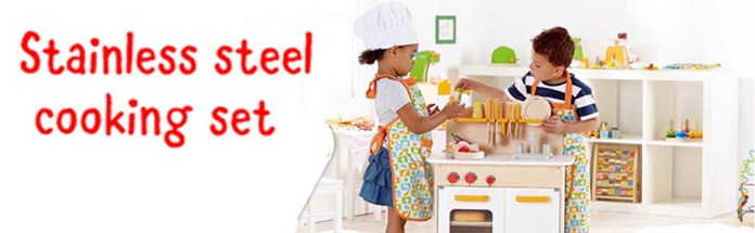 Liberty Imports Kids Play Kitchen Toys Pretend Cooking