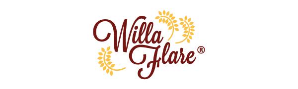 willa flare logo