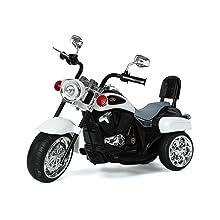 chopper, ride on trike, kid motorcycle
