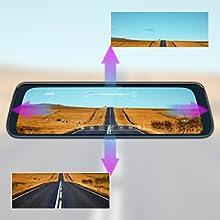 Dashcam, ThiEYE autós kamera videofelvevő