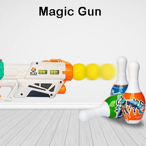 Perfect Gift Toddler Child Kids Children toy Gun No Batteries Magic Unique Gift Present