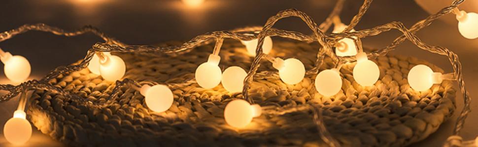 indoor string lights bedroom lights string lights white string lights globe lights globe string