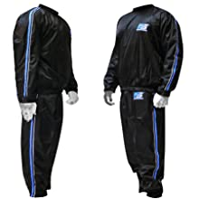 Blue Sauna Suit