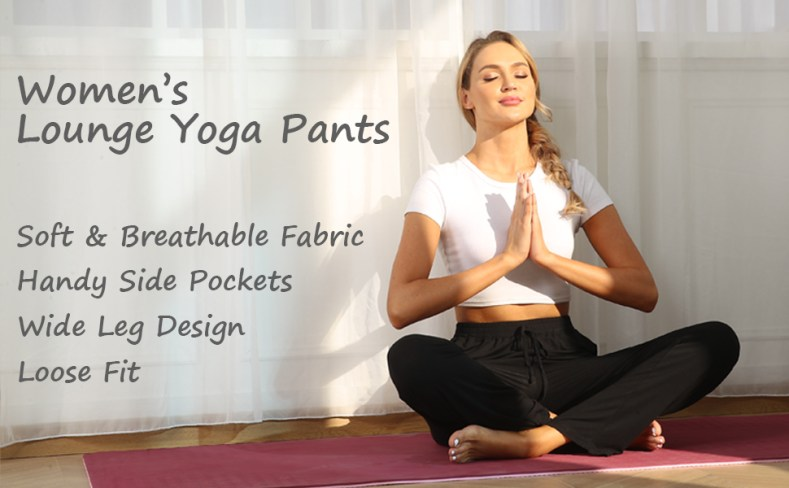 ASIMOON Lounge Yoga Pants