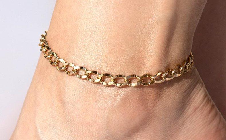 stainless steel anklet for women name anklet anklet bracelet sunflower anklet custom anklet 925 18k