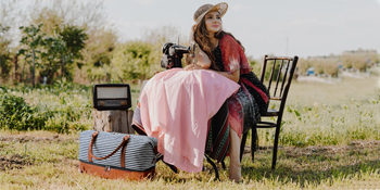 Women Travel Duffel Bag