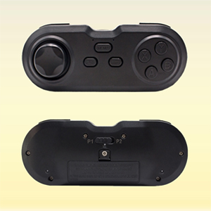 Dual 2.4GH Wireless controllers
