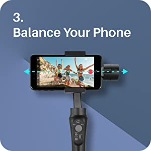 Step 3. Balance Your Phone
