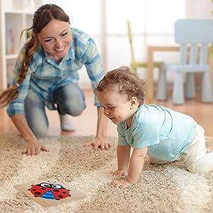 regalo bambino 2 anni gioco montessori 1 anno giochi legno bambini 1 anno