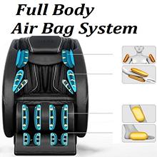 full body massage recliner chair, full body airbag massage, Arm massage, Shoulder Massage, Massager