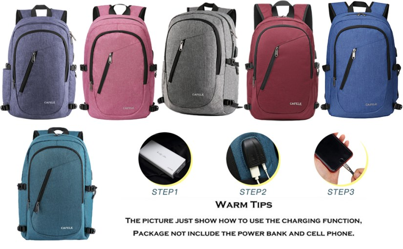 Backpacks for school travel work business,Grey backpack,college bookbags,laptop backpack