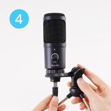 Microfono USB-10