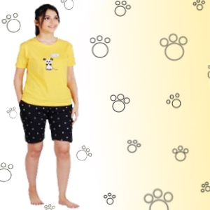 Sleep & lounge wear printed shorts sets for gym, jogging, daily wear, exercise, casual & home wear